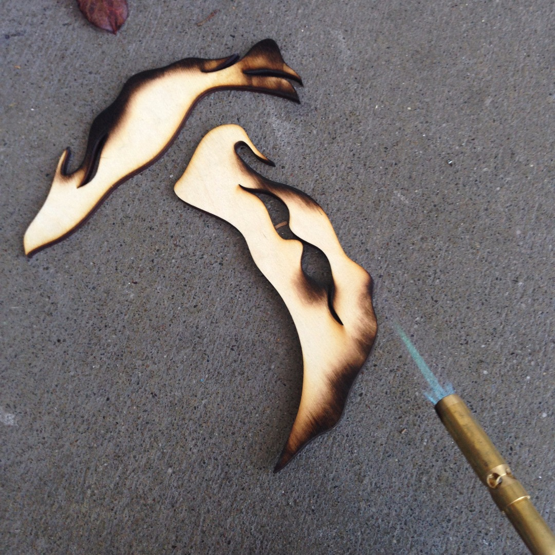 Picture of Enhance the Burn Mark