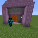 How to Make a Lava Door in Minecaft 1.10