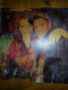 Wood Picture Art