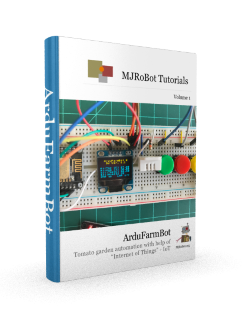 Picture of ArduFarmBot, the Book!