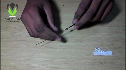 Modify the Second's Hand...