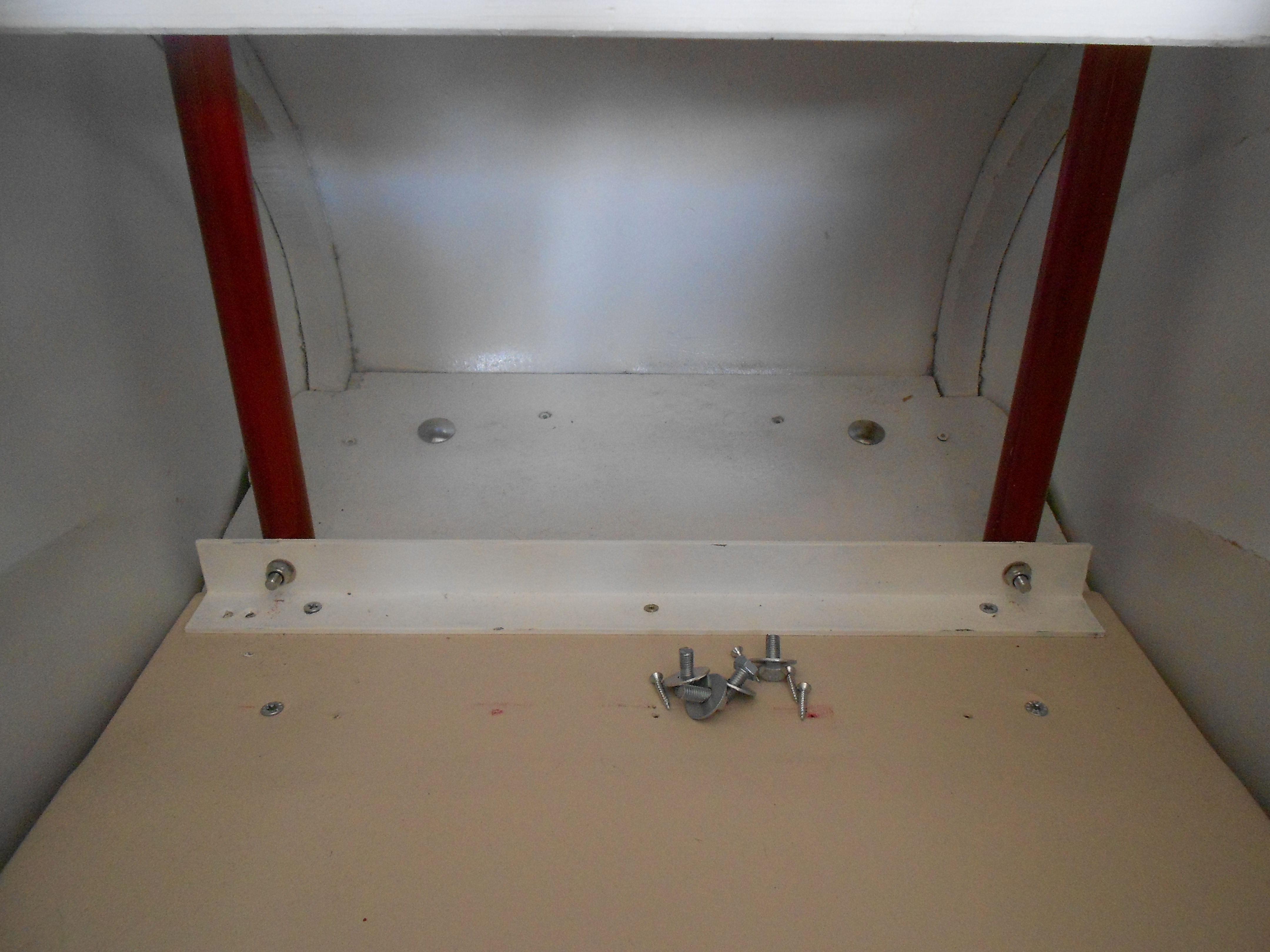 Picture of Joining the Body With the Chassis
