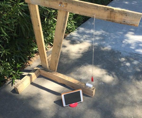 PocketLab Based Seismograph
