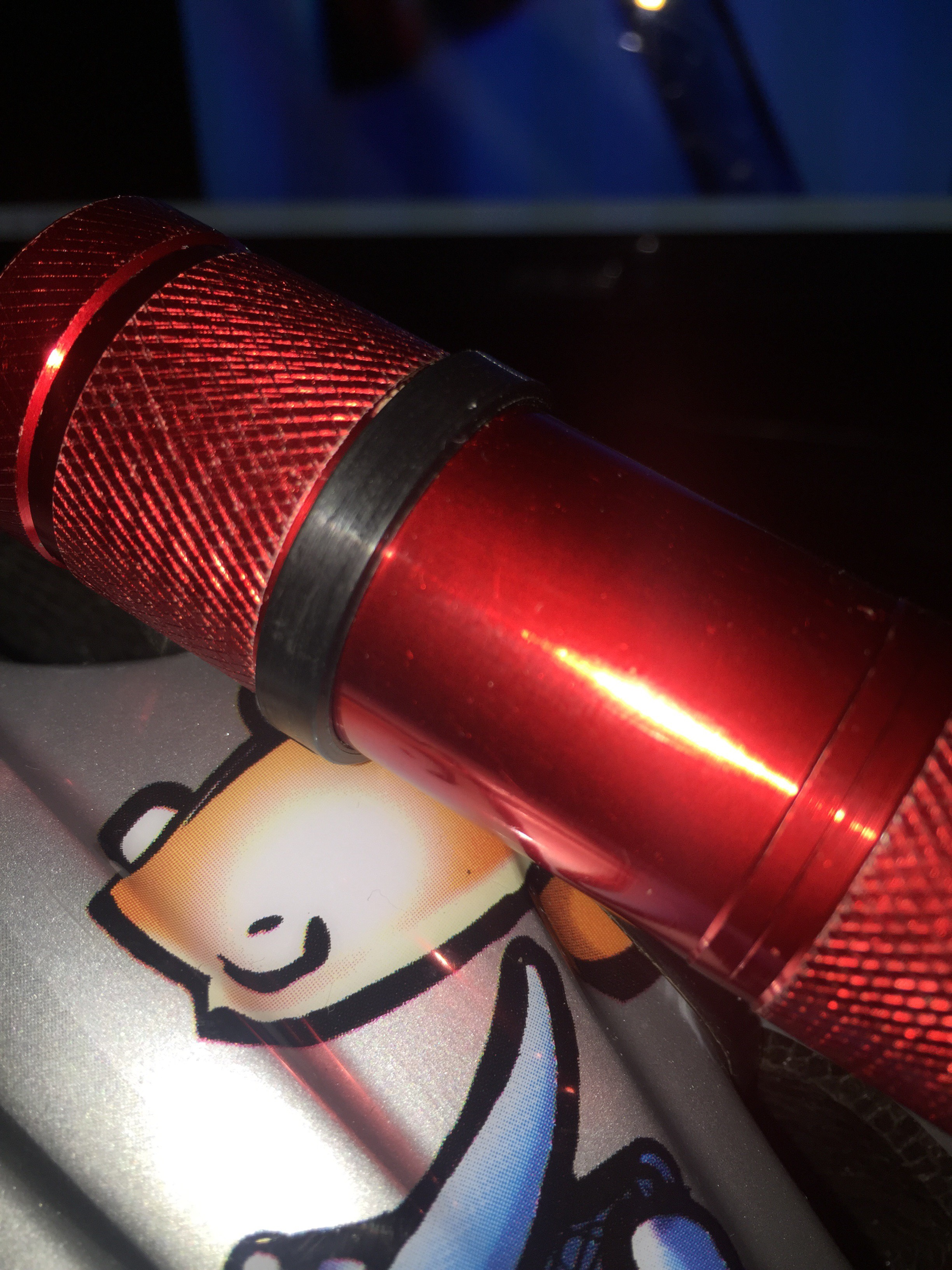 Picture of Add 2nd Zip Tie and Flashlight