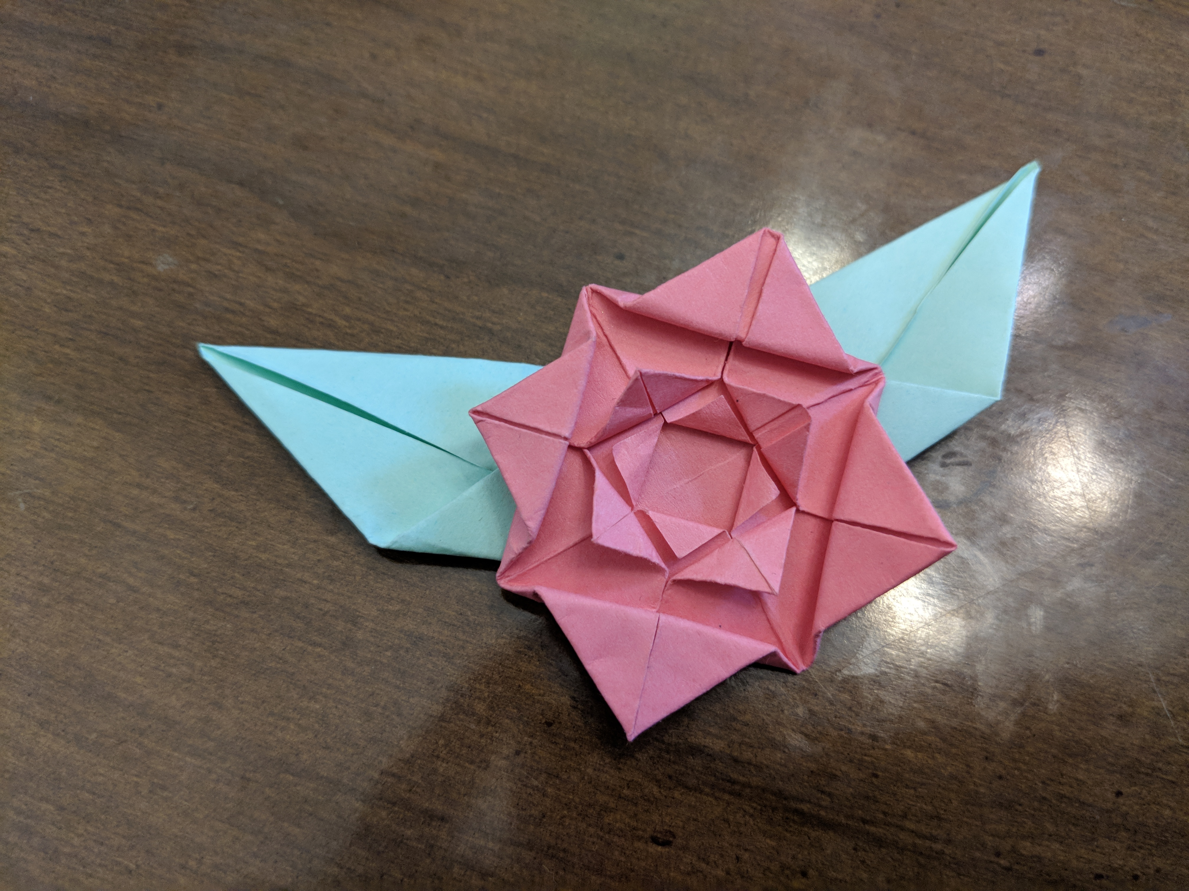Picture of Origami Flower