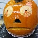 The weeping pumpkin