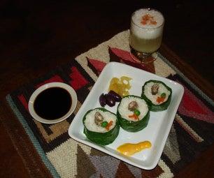 The Great Peruvian Sushi: Uchu Sushi