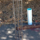 Make Rebar Cages On-site For Concrete Piers