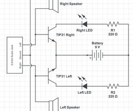 LED Headphone Jack Tester