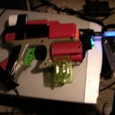 """my awesome """"nerf"""" pistol for snipers"""