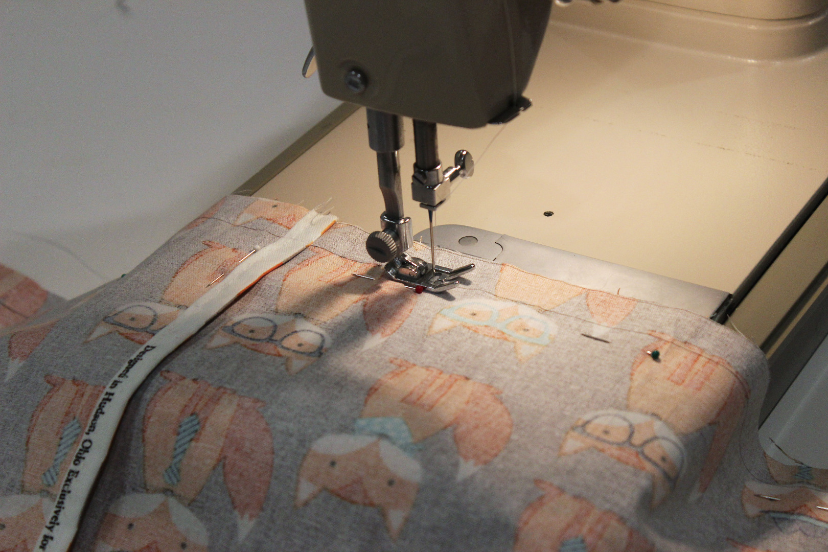 Picture of Finish Sewing the Outer Cover