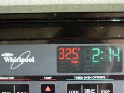 Preheat the Oven!