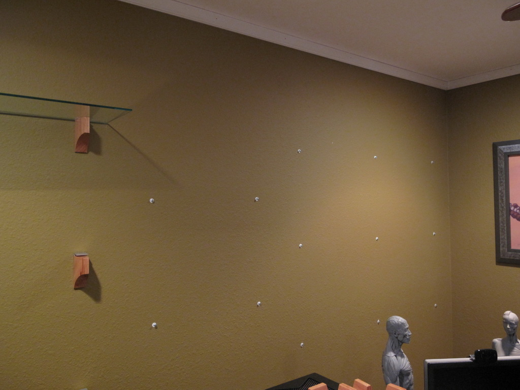 Picture of Shelf Installation