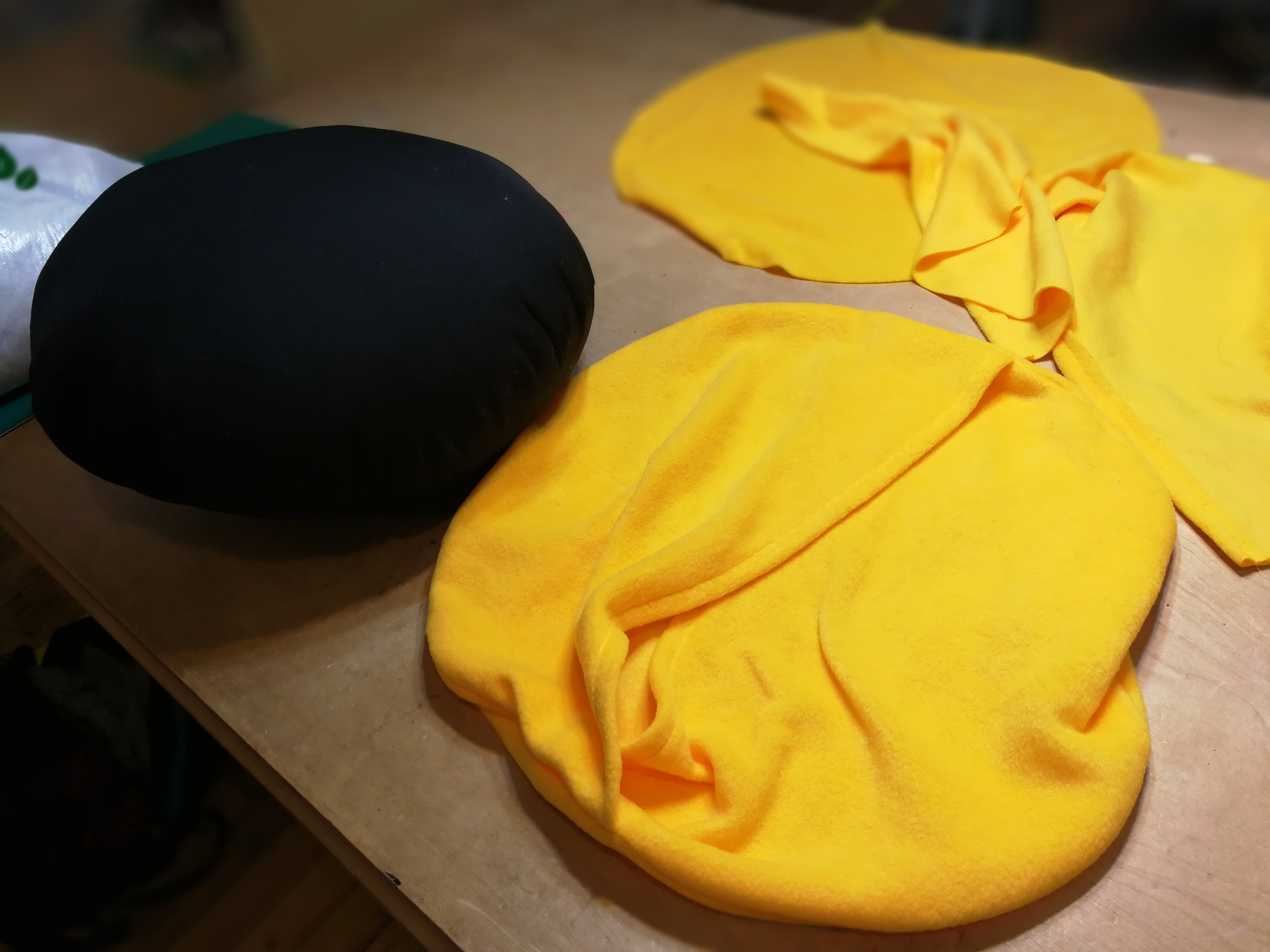 Picture of Insert the Cushions Into the Cushion Covers
