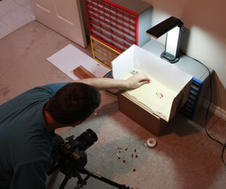Making a Stop Motion LED Throwie