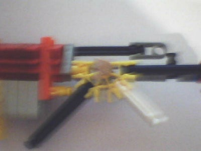 Building the Gun - 1