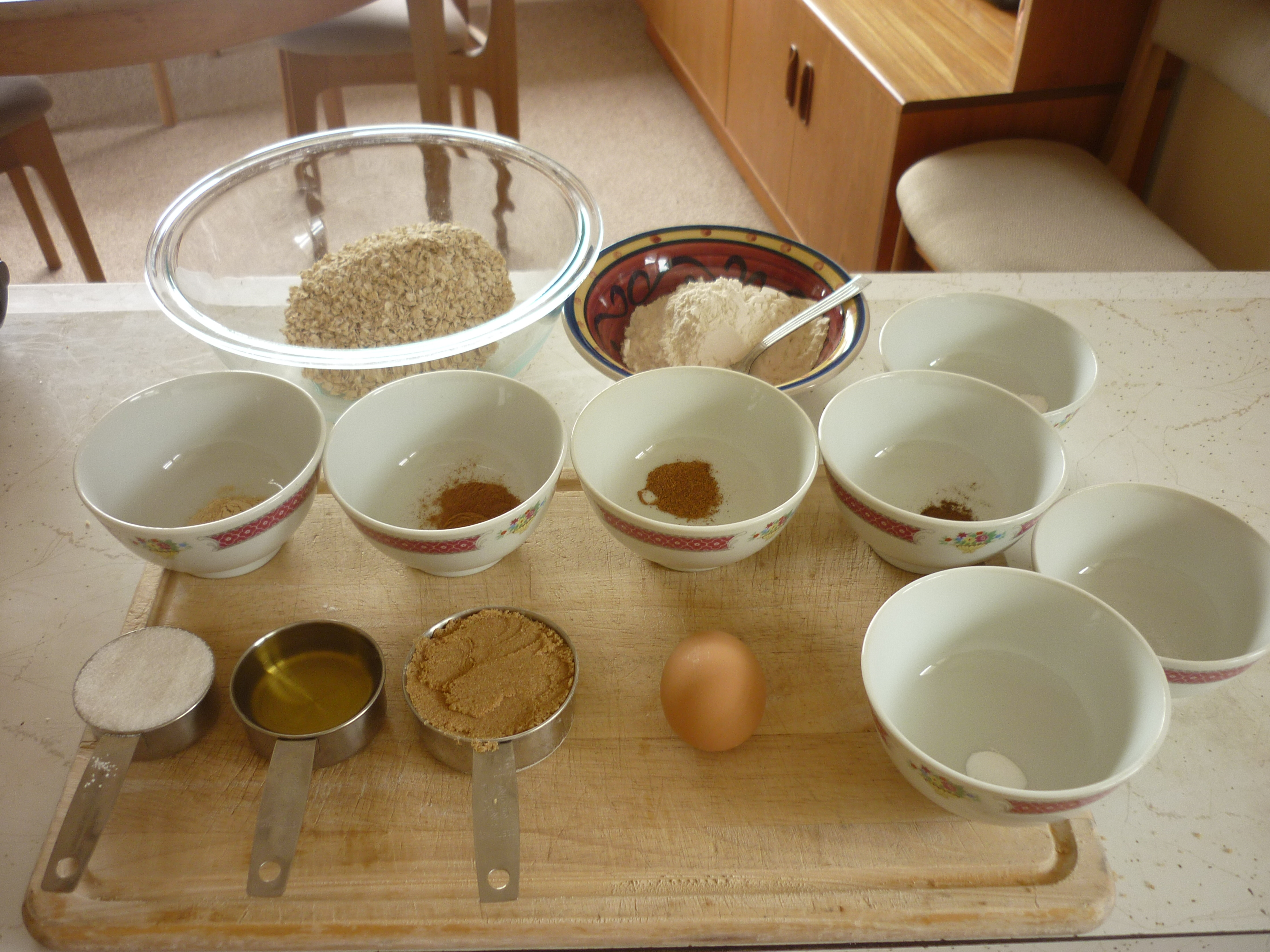 Picture of Assemble the Ingredients