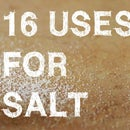 16 Unusual uses for salt