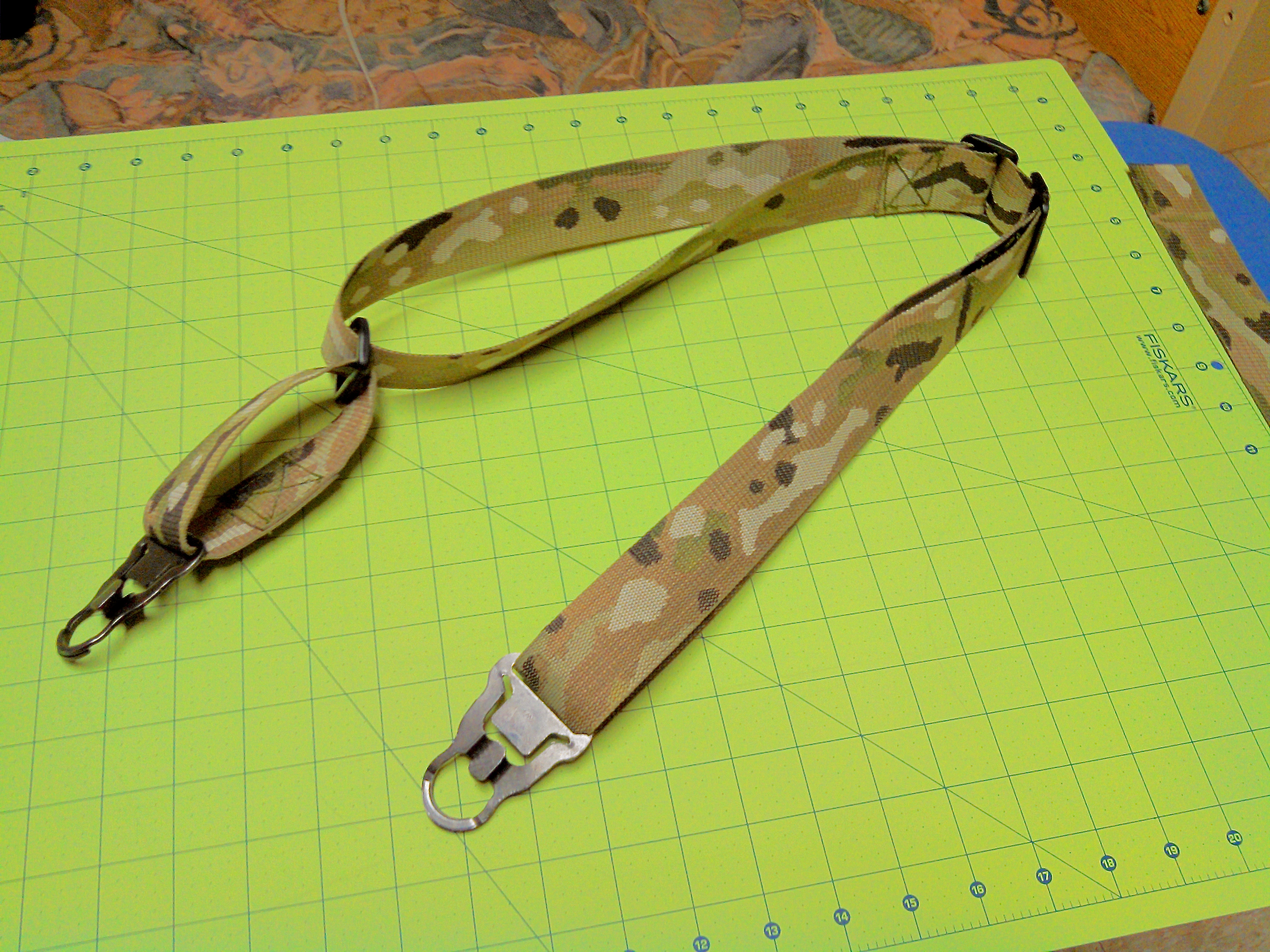 Picture of MultiCam Rifle Sling