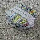 Newspaper Hat!