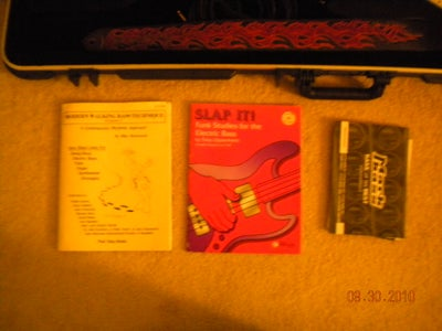 Music Folder for Guitar Case