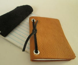 Easy Leather Mini Notepads