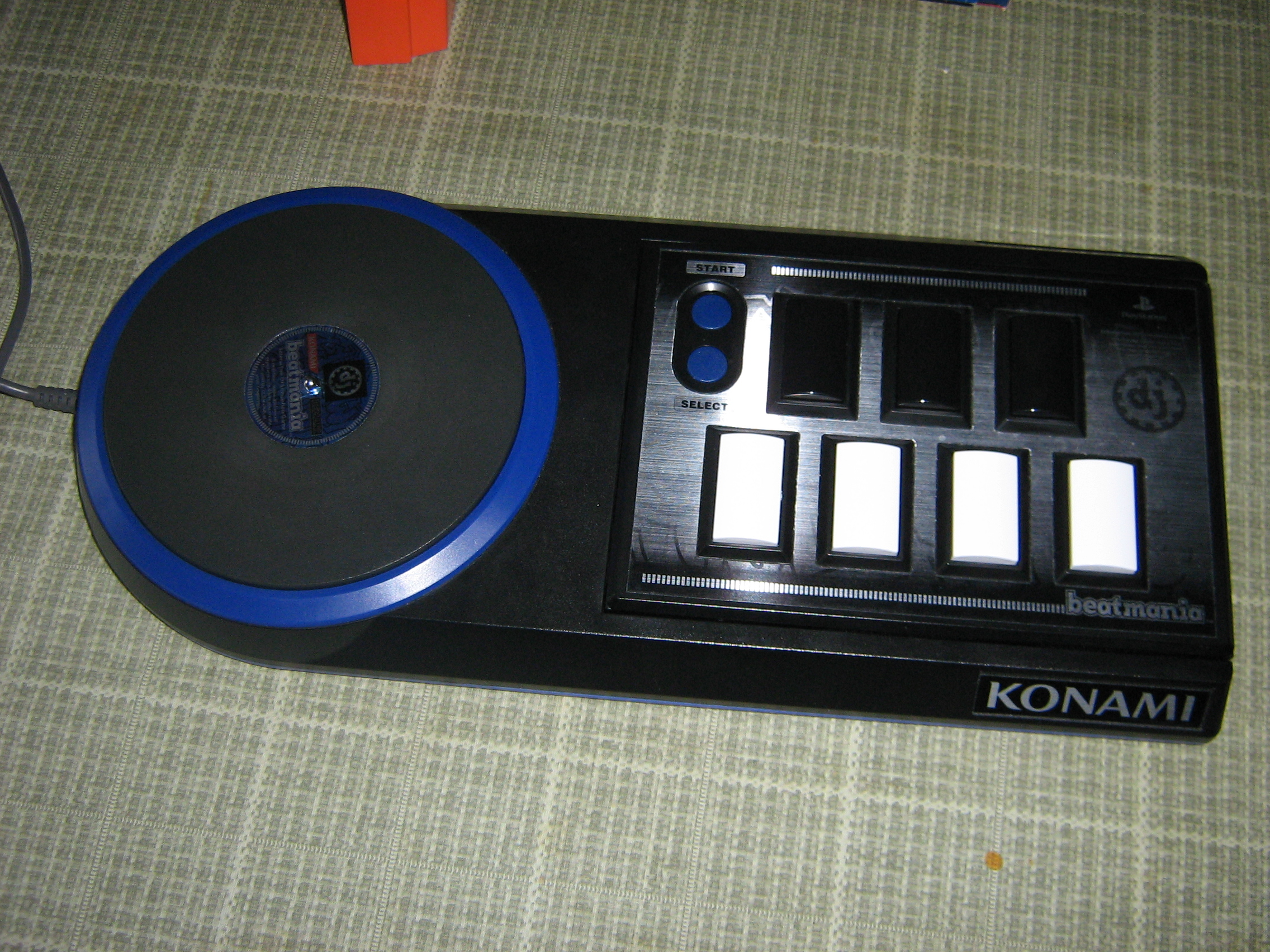 Picture of Modify Your Beatmania Controller's Turntable