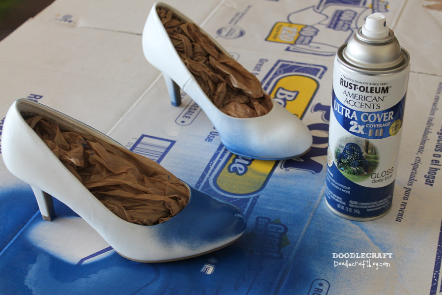 Picture of Paint the Shoes!