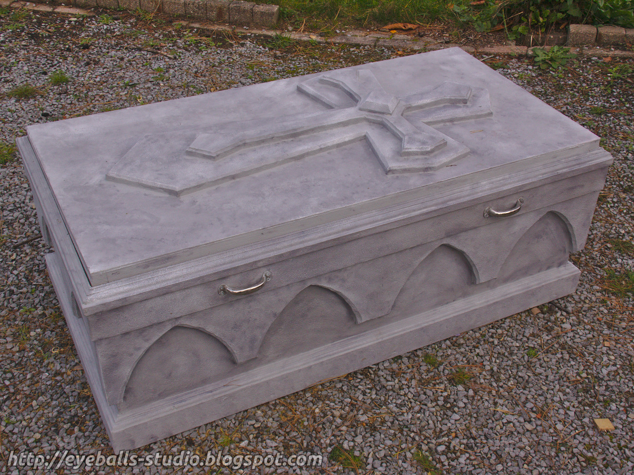 Picture of Portable Cemetery
