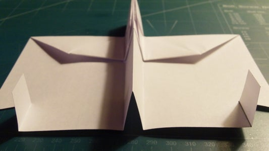 Wing and Fin Folding