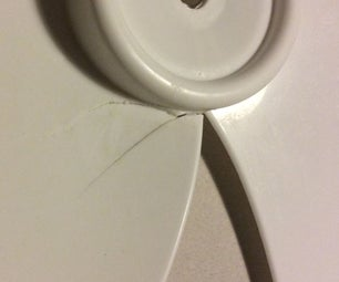 Desk Fan Repair