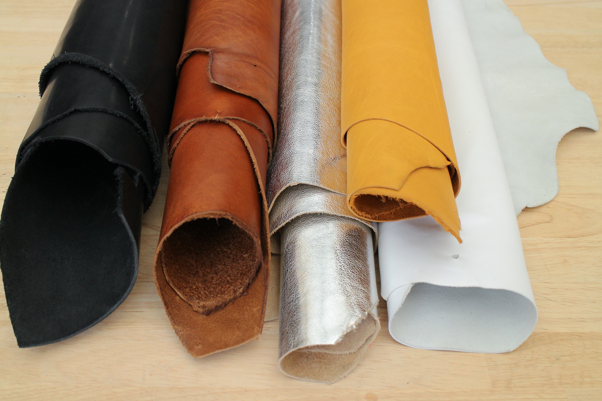 Picture of Shopping for Leather
