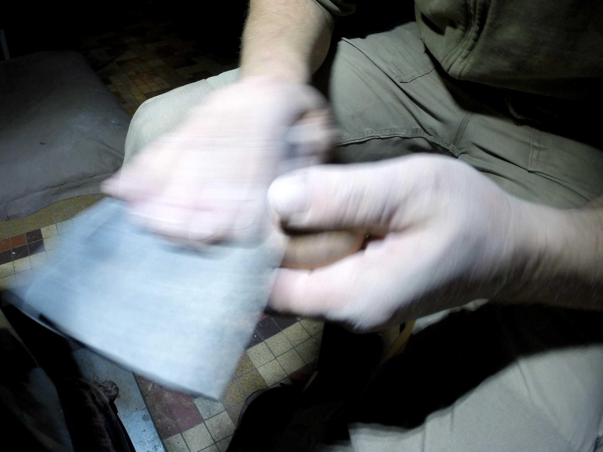 Picture of Finer Sanding