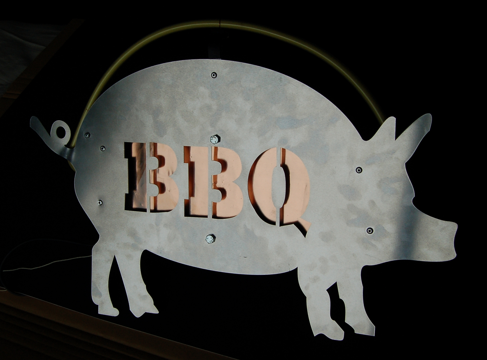 Picture of The Glowing Pig!