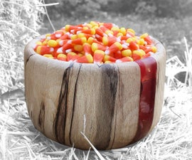 Salem Halloween Bowl