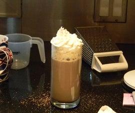 Chocolate Cappuccino