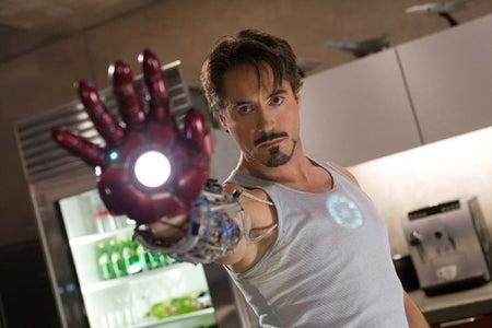 You, As Tony Stark, As Iron Man