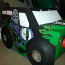 Grave Digger Monster Truck Costume