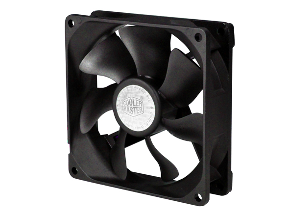 Picture of Mounting the Fan