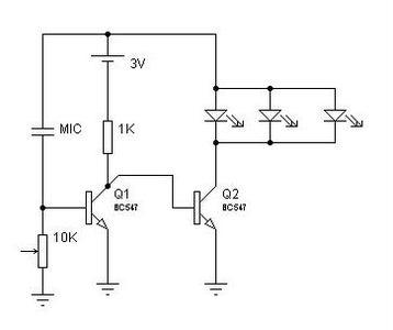 Basic Circuit & Working