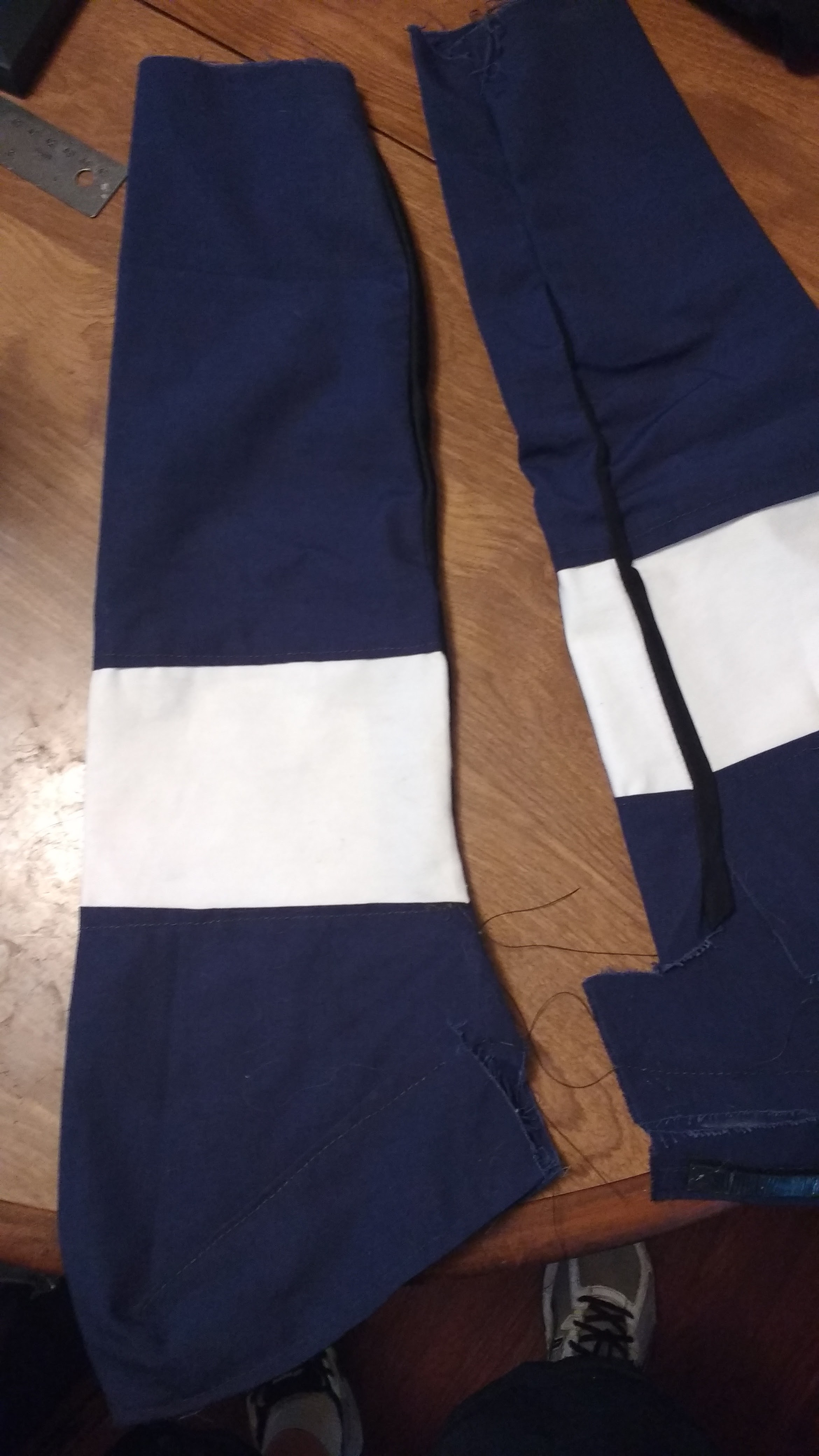Picture of Make the Sleeves Pt. 1