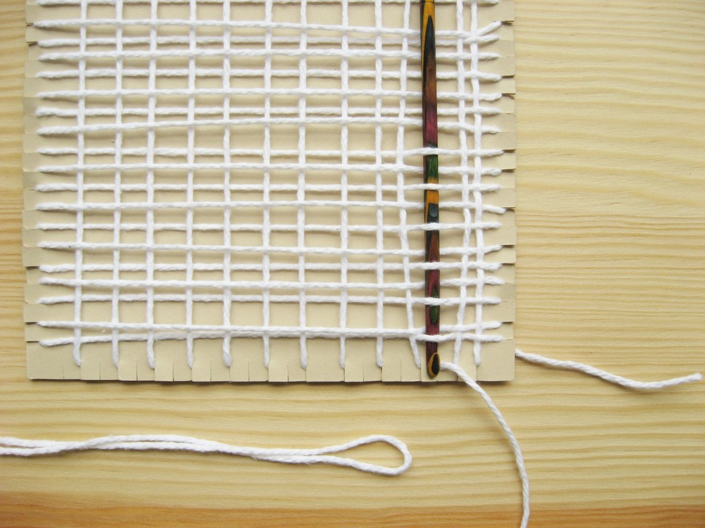 Picture of Speed Weaving Part 4