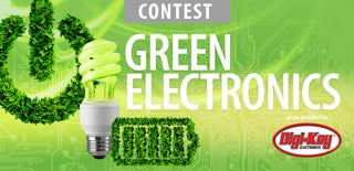Green Electronics Contest 2016