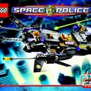 LEGO Space Police - Lunar Limo (5984) MOC