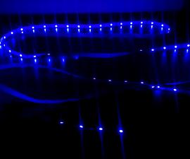 RGB SOUND REACTIVE LED STRIP