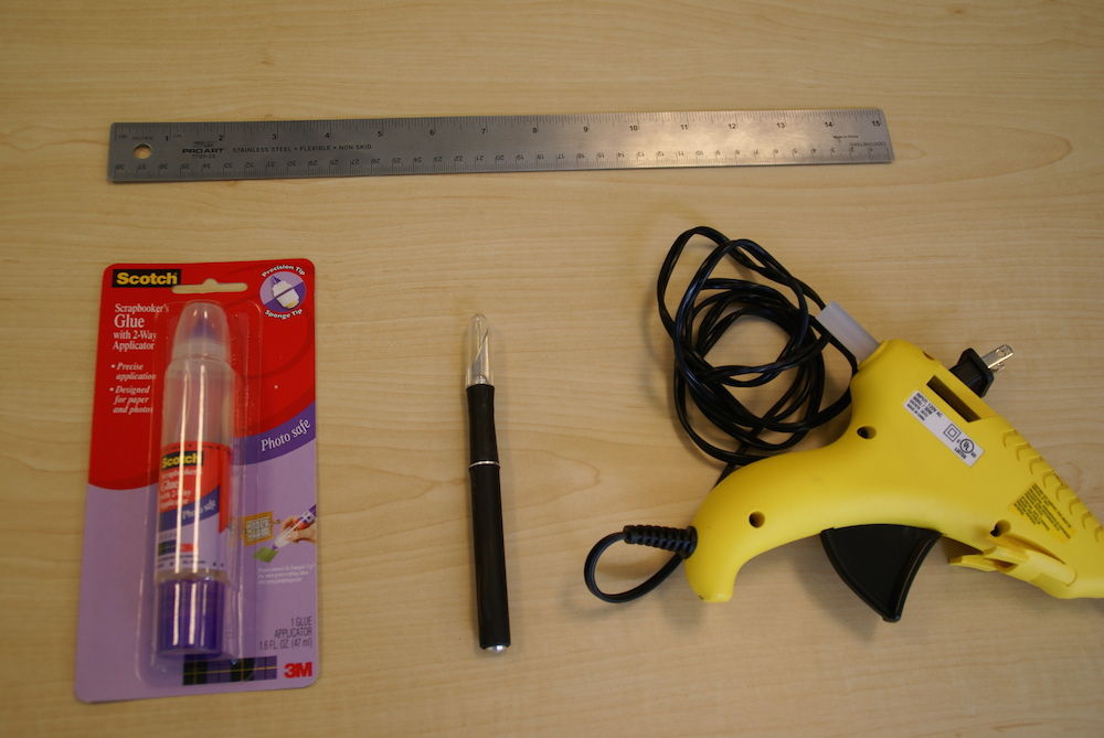 Picture of Prepare Materials and Tools