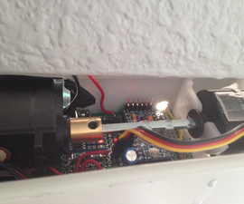 Automated Solar Powered Horizontal Blind Controller