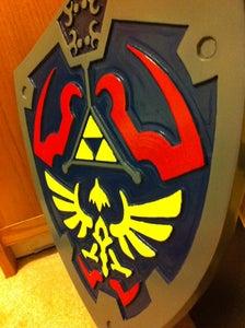 Master Sword & Hylian Shield Costume Prop