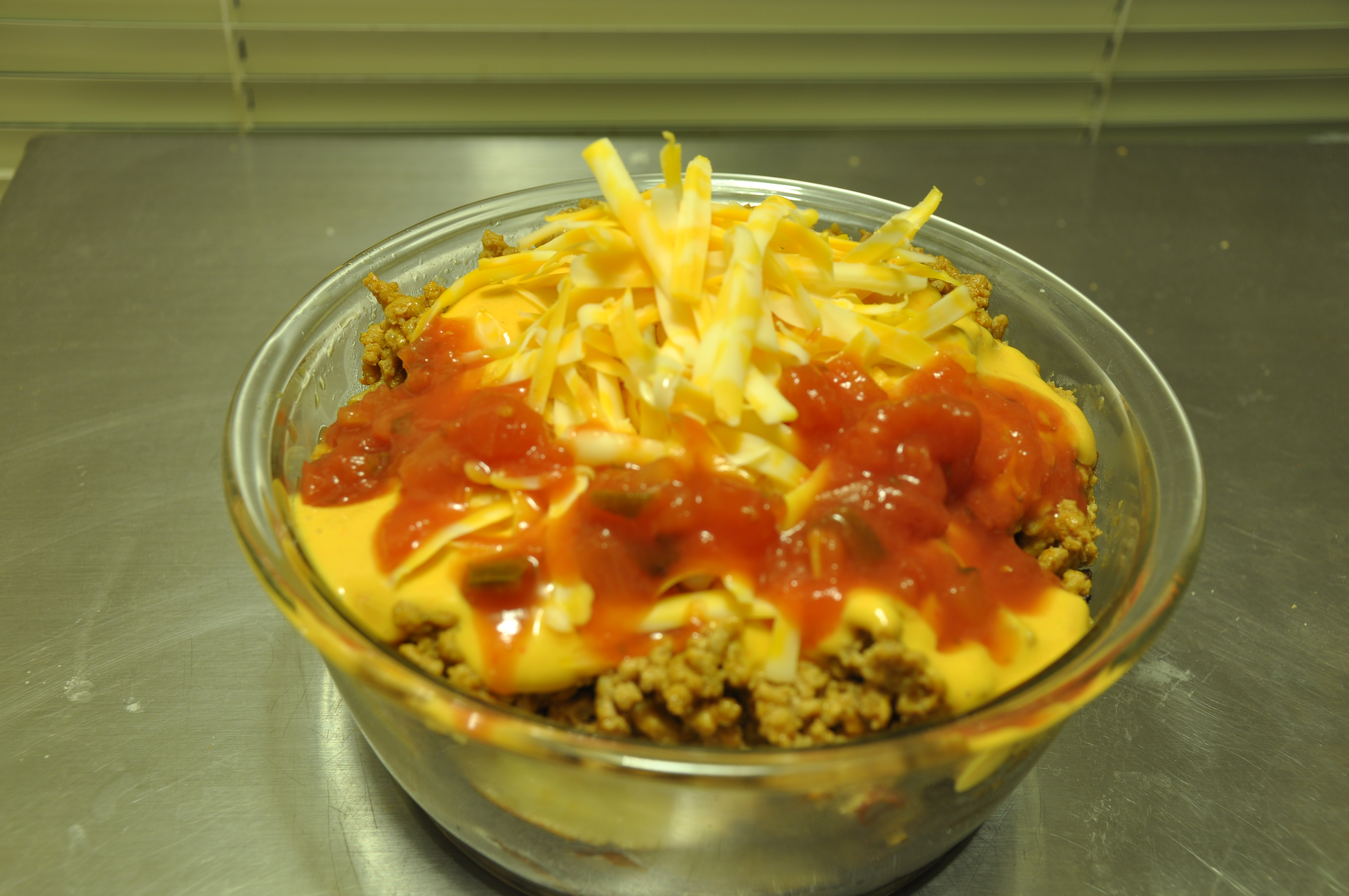 Picture of Taco Cheese Fries