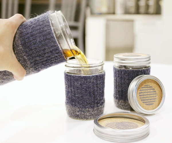 Picture of Mason Jar Tea Set